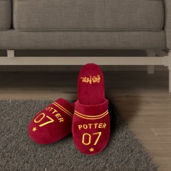 Chaussons Harry Potter Quidditch