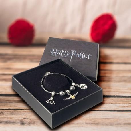 Bracelet Harry Potter Symboles