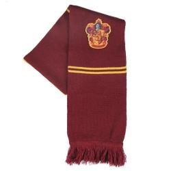 Echarpe à Franges Harry Potter Gryffondor