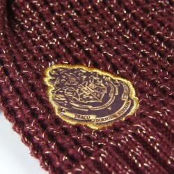 Bonnet à Pompon Harry Potter Poudlard Vif d'Or