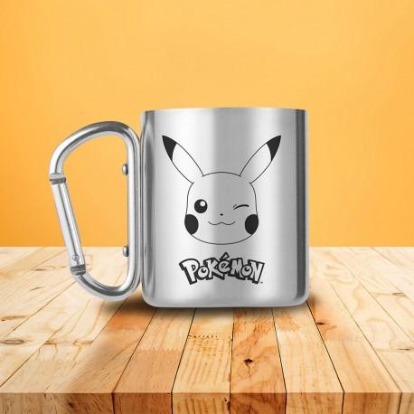 Tasse Pikachu Pokemon Mousqueton