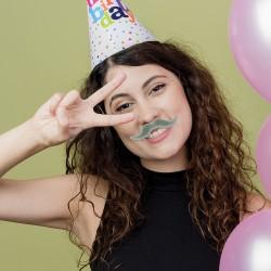 Moustaches auto-adhésives