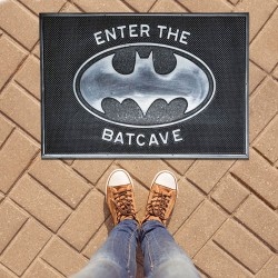 Paillasson Caoutchouc Batman - Enter the Batcave