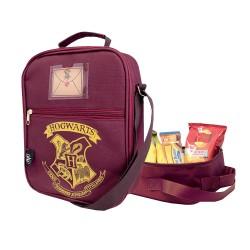 Lunch Bag Bordeaux Harry Potter Poudlard Premium