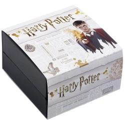 Bague Harry Potter Argent Massif les Reliques de la Mort