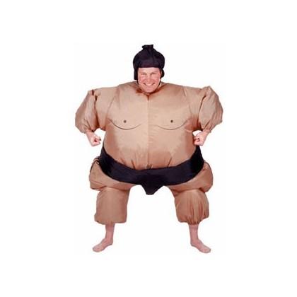 Vous avez toujours rêvé d'être dans la peau d'un sumo ?