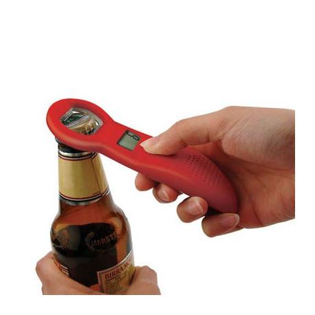 Petit matin, gueule de bois... Mais combien de bières a-t-on bues hier soir ? Nous avons trouvé l'objet qui répondra à cette question ô combien existentielle... le décapsuleur compteur de bières !