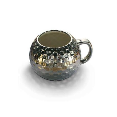 Mug boule de disco