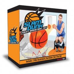 Jeu de Basket Pour Toilettes