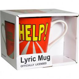 Mug Beatles Paroles Lennon & McCartney