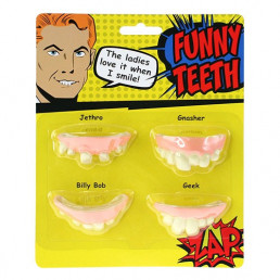 Dents Pour Déguisement Fun