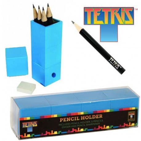 Porte-Crayons Tetris