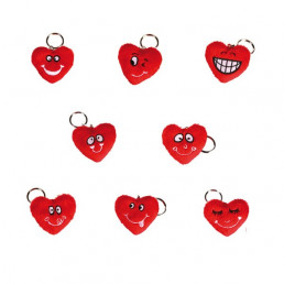 Porte-Clés Mini Coeur
