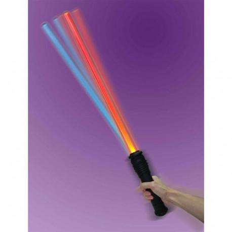 Maxi sabre laser lumineux avec effets sonores