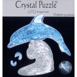 Puzzle 3D Dauphin Cristal