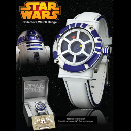 Montre Star Wars R2D2 Collector