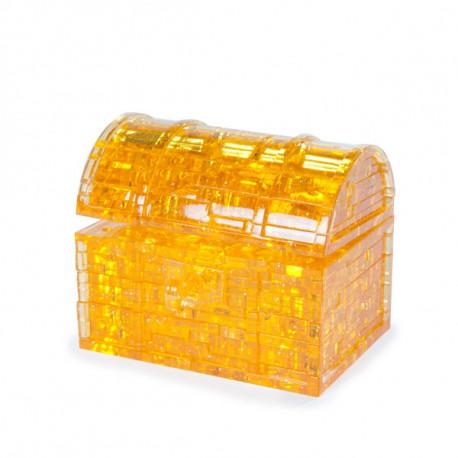 PUZZLE 3D COFFRE-FORT CRISTAL