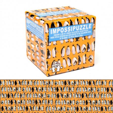 Impossipuzzle Cube Pingouins