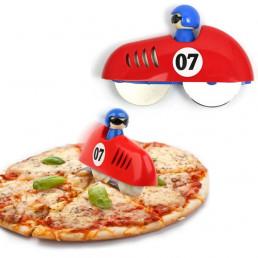 Coupe-Pizza Voiture de Course