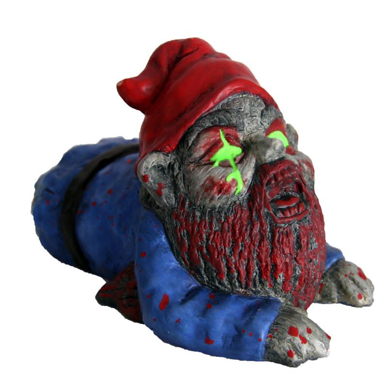 Nain de Jardin Zombie Rampant, Cadeau Geek sur ...