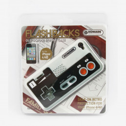 Coque iPhone Manette Nes
