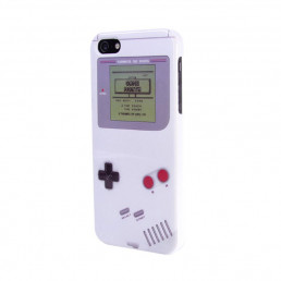 Coque iPhone Gameboy Blanche