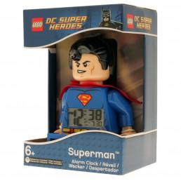 Réveil Lego Super-Héros Superman