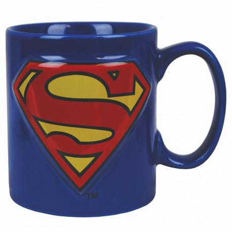 Photo du mug Superman 2D
