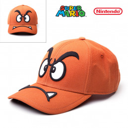 Casquette Nintendo Goomba