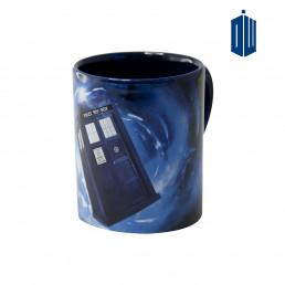 Mug Dr Who Tardis 3D Caché