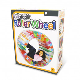 Roue Gonflable Multicolore