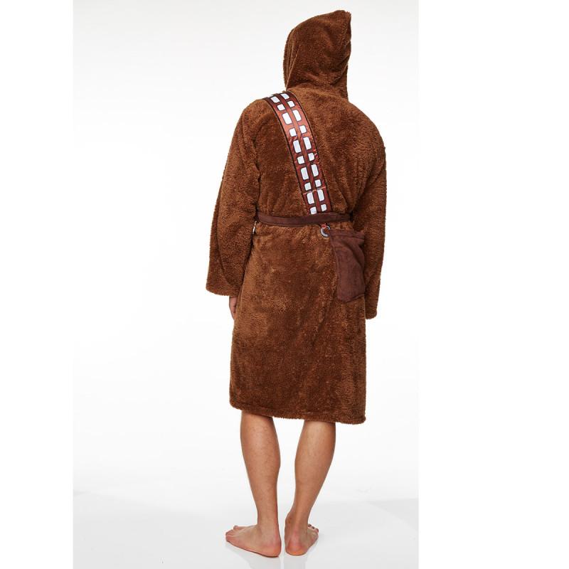 peignoir chewbacca star wars cadeau geek star wars sur. Black Bedroom Furniture Sets. Home Design Ideas