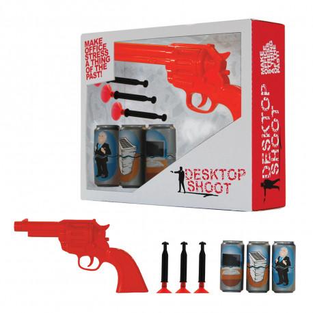 Tirs au Pistolet - Jeu de Bureau