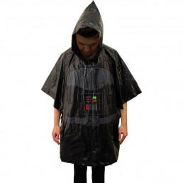Poncho Dark Vador Star Wars