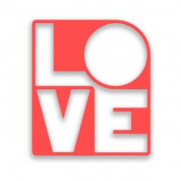 Moule Œuf Love
