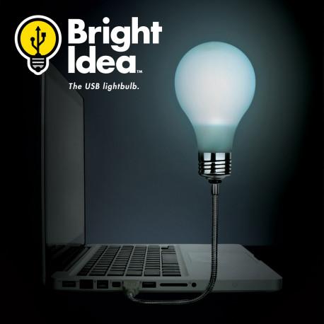 Lampe Usb Ampoule Phosphorescente