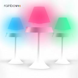 Lampe en Lévitation Althuria Rainbow