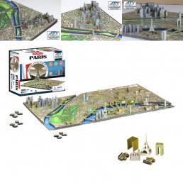 Puzzle 4D Paris 1100 Pièces