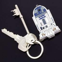 Porte-Clés R2D2 Star Wars Sonore et Lumineux
