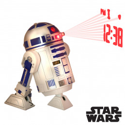 Réveil R2D2 Projection