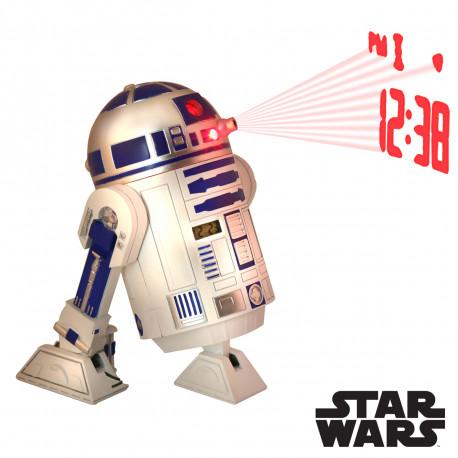 Réveil R2D2 Projection