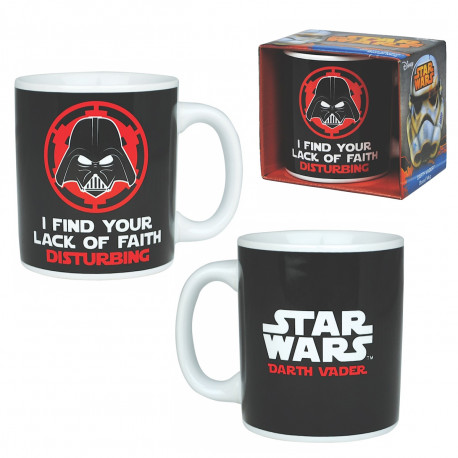 Mug Dark Vador Lack of Faith