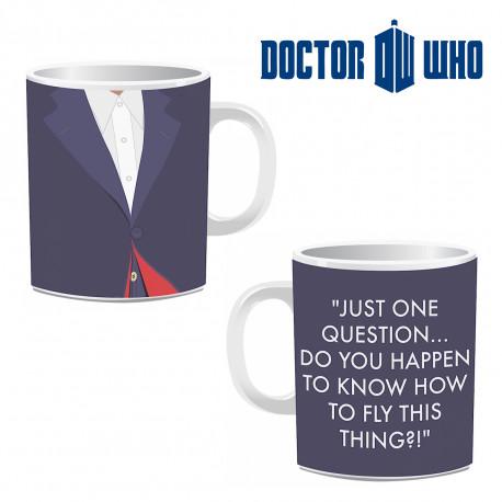 Mug 12ème Dr Who