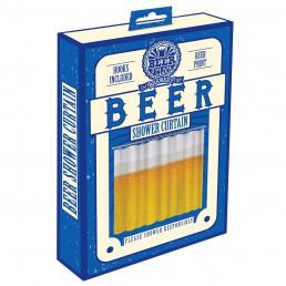 Rideau de Douche Bière