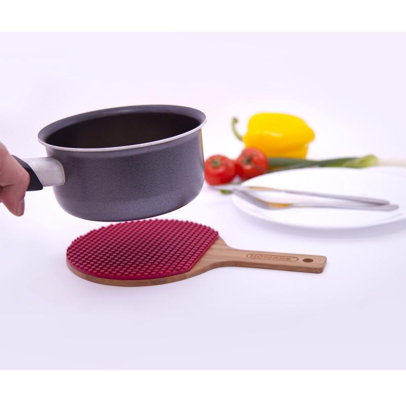 Dessous de plat ping pong cadeau cuisine original sur - Cadeau original cuisine ...