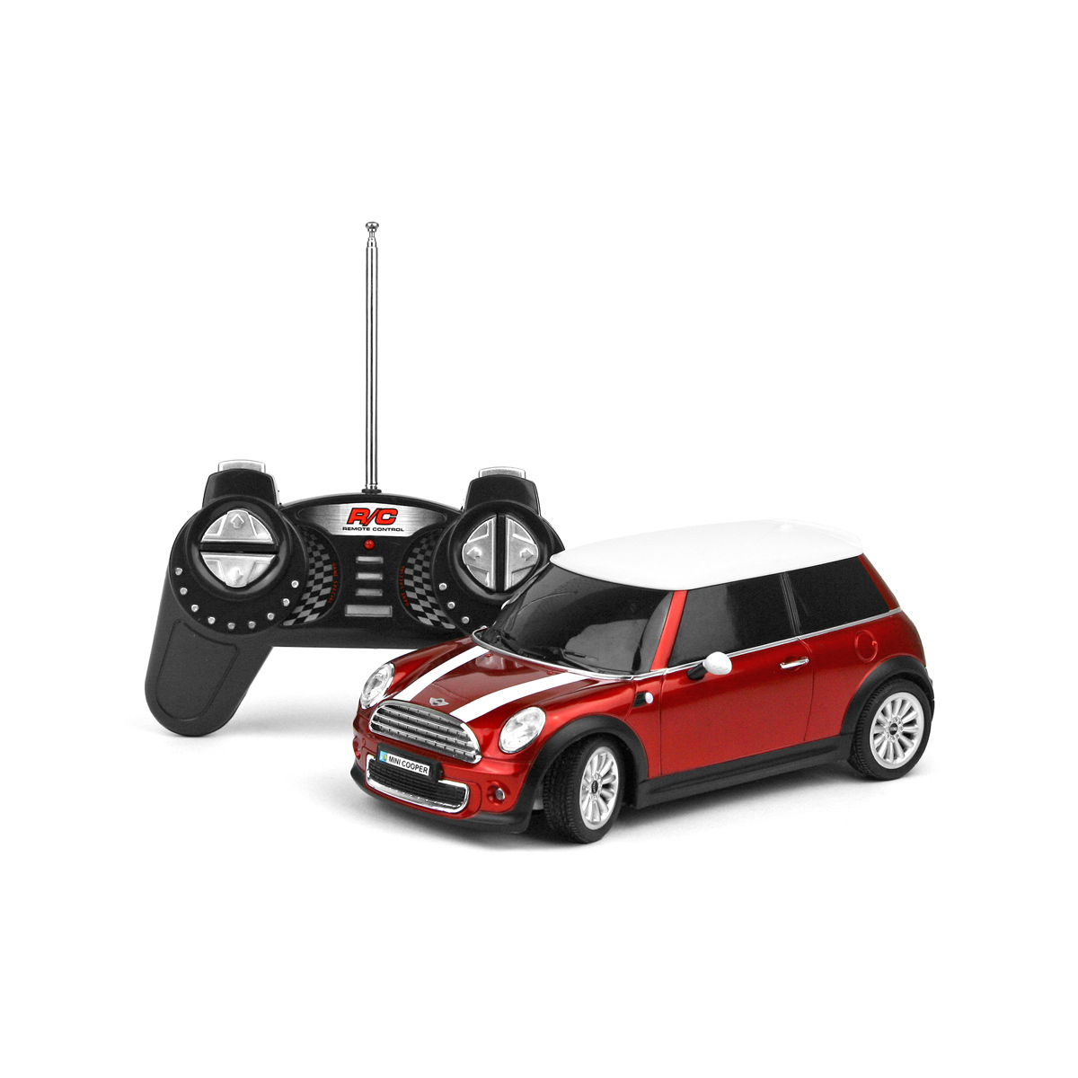mini cooper radiocommand e voiture t l command e d 39 exception sur. Black Bedroom Furniture Sets. Home Design Ideas