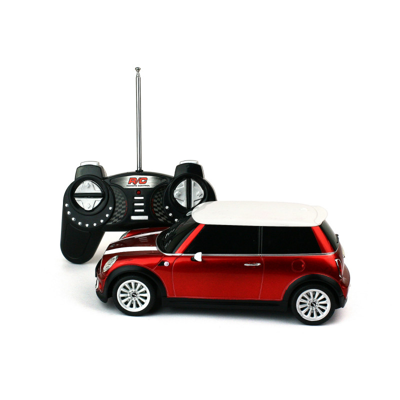 mini cooper radiocommand e voiture t l command e d 39 exception sur. Black Bedroom Furniture Sets. Home Design Ideas