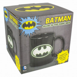 Mug Phosphorescent Batman