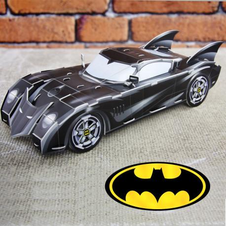 Imaginez-vous en super-héros Batman en assemblant ce puzzle 3D des plus geeks… Il vous permettra de construire votre propre Batmobile ! Prenez la route de la geek-attitude !