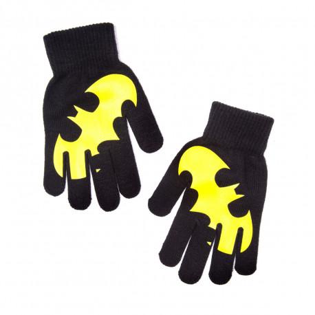 Vous voilà paré pour l'aventure avec ces gants Batman logo ! Affichant bien haut le logo chauve-souris de notre super-héros favori, ces accessoires fashion-geeks plairont assurément à tous les fashion-geeks !